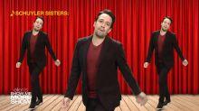Lin-Manuel Miranda performs 'Hamilton' in 3 minutes on 'Ellen'