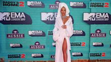 PHOTOS: MTV Europe Music Awards red carpet looks