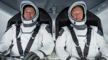 Superhero spacesuits: Elon Musk's SpaceX astronaut suit is like a Tuxedo for the Starship Enterprise