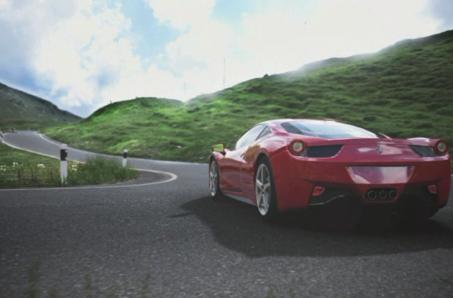 No one car should have all that power (in Forza Motorsport 4)