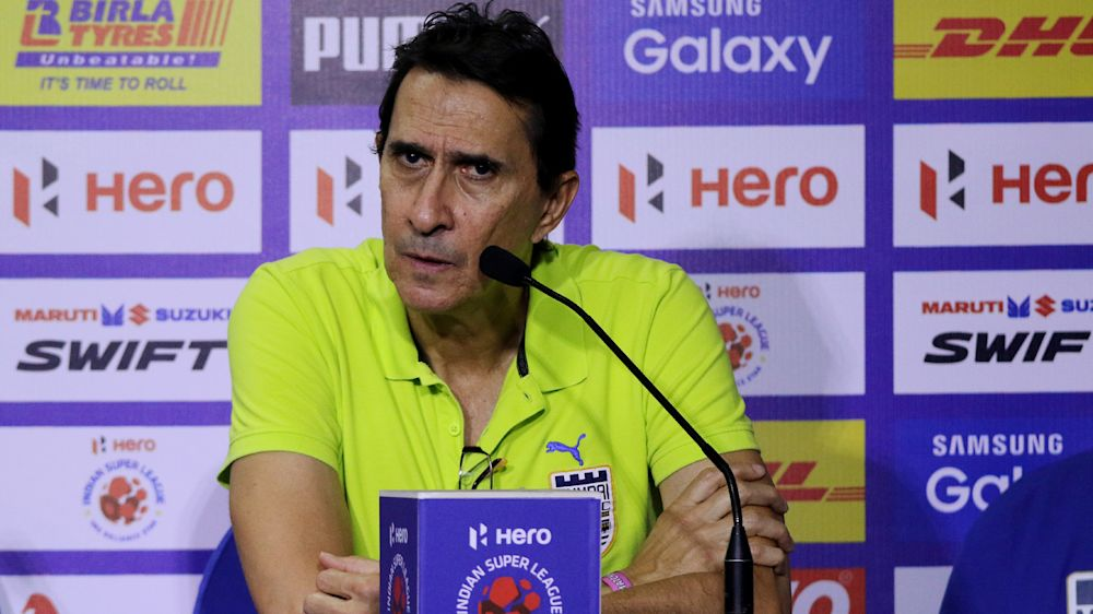 Indian Super League 2016: Alexandre Guimaraes - Maybe on Tuesday Sunil Chhetri will bury his chances