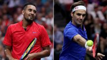 Roger Federer thumps Nick Kyrgios with absolute masterclass