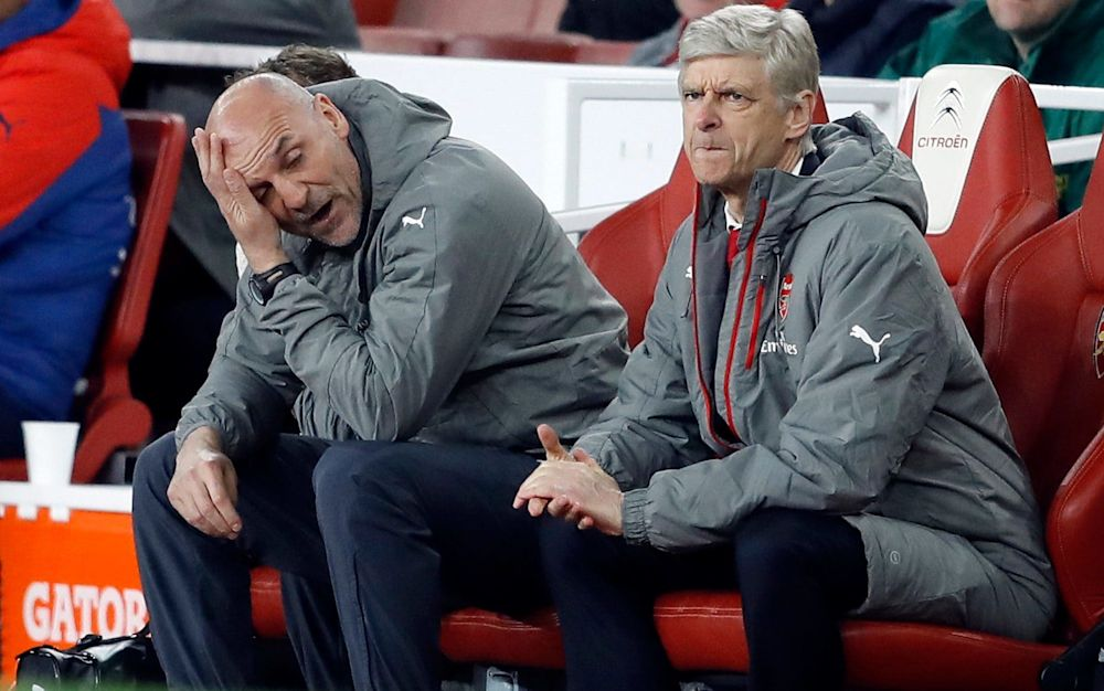 The stats suggest Arsene Wenger should leave - AP