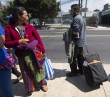 1st Honduran returned to Guatemala under US asylum accord