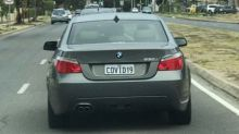 Mystery of BMW with COVID19 licence plate takes unusual turn
