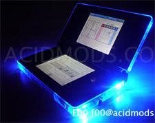 'Backlit' DS Lite mod