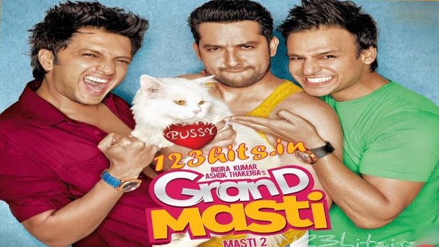 Grand Masti Review By Bharathi Pradhan