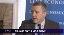 Exclusive: St. Louis Fed President James Bullard Joins Yahoo Finance