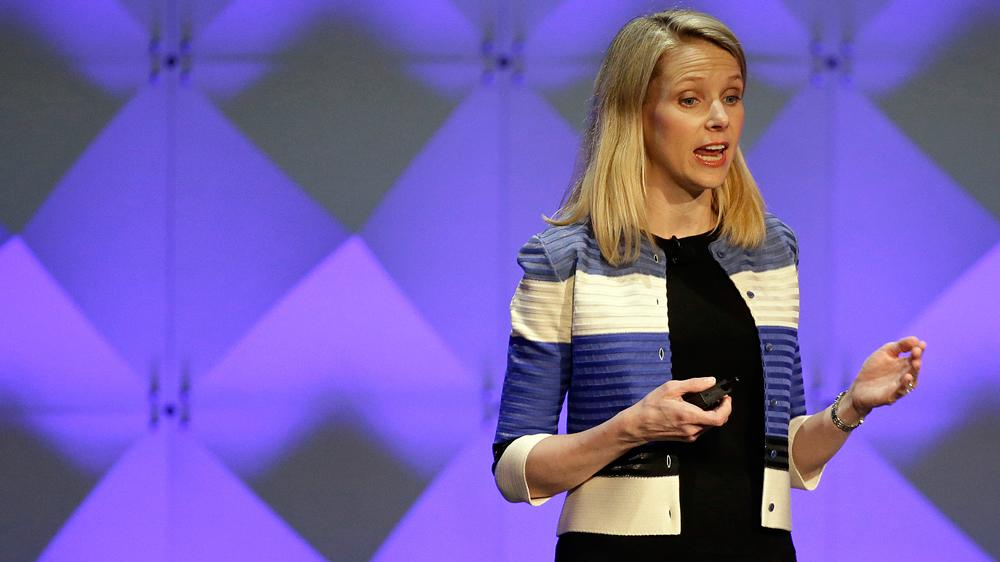 Yahoo CEO Marissa Mayer Would Get $23M Severance Package After Verizon Deal Closes If She's Fired or Leaves for 'Good Cause'