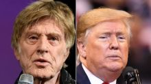 Robert Redford Torches 'Dictator-Like' Donald Trump In Searing Column