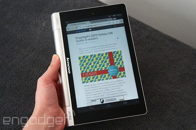 Life's good at Lenovo: shipping tons of tablets, making lots of money