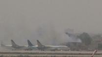 Pakistani Taliban Take Credit for Airport Attack