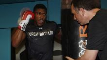 Well-trained Joshua ready to shine against Klitschko
