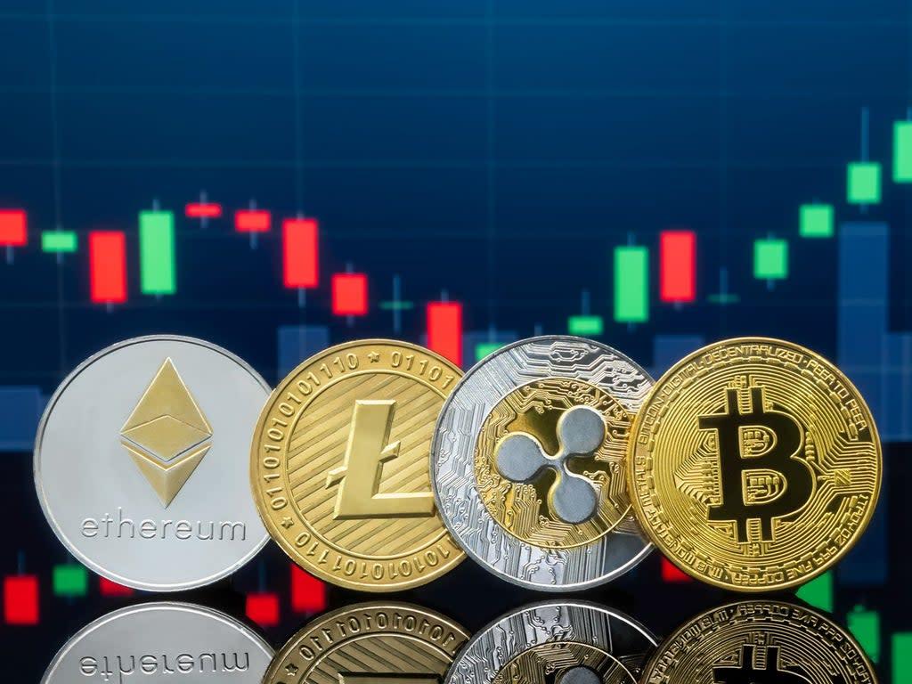 anglių kasyba bitcoin