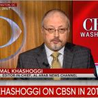 Jamal Khashoggi's full interview with CBSN in 2017