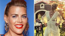 Busy Philipps 'marries herself' in destination wedding for 40th birthday