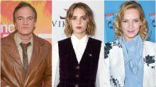 Hija de Uma Thurman actuará para Quentin Tarantino