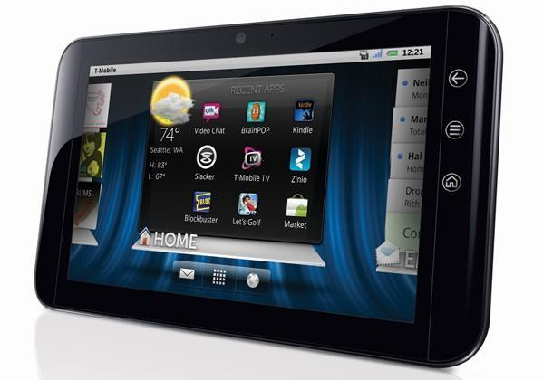 Dell Streak 7 official on T-Mobile's 4G network, bringing dual-core Tegra 2 and Froyo