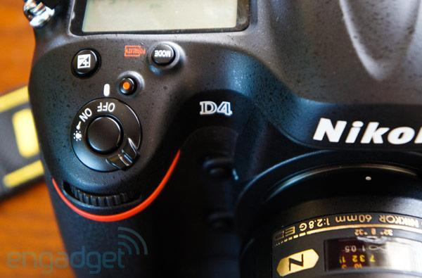 Nikon D4 field review