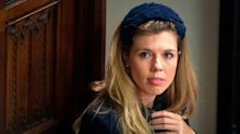 Carrie Symonds thanks NHS midwives who helped deliver baby son Wilfred