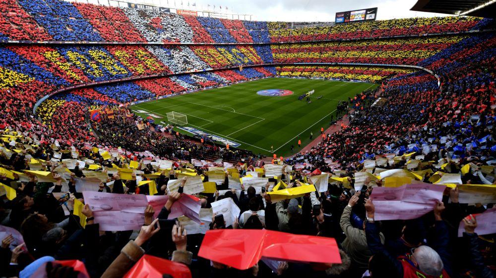 Barcelona post record revenues of €708million