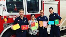 Barrie, Ont. City Counsellor Natalie Harris Makes Addiction Get-Well Cards