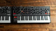 Moog Matriarch and Grandmother synths get retro 'Dark' makeovers