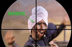 Face recognition system identifies terrorists so soldiers don't have to