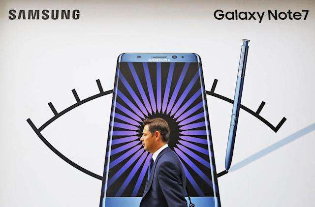 Samsung reportedly halts Galaxy Note 7 production (update: confirmed)