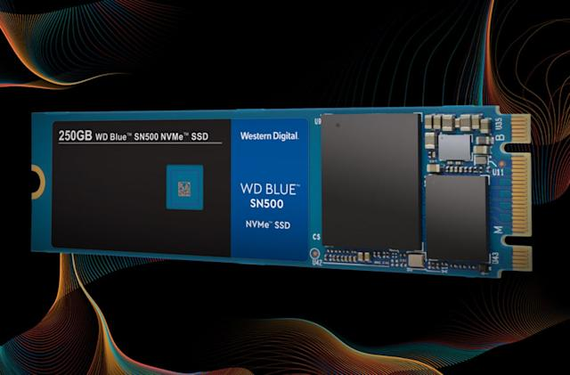 WD brings cheap high-speed NVMe SSD performance to creators