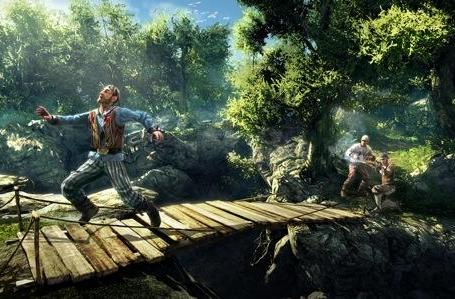 Become a pirate of Dark Waters in Risen 2