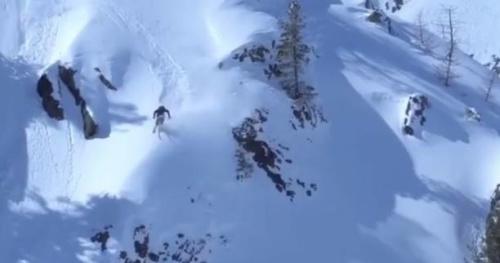 Ski - Vidéo : Candide Thovex en action à Montgenèvre