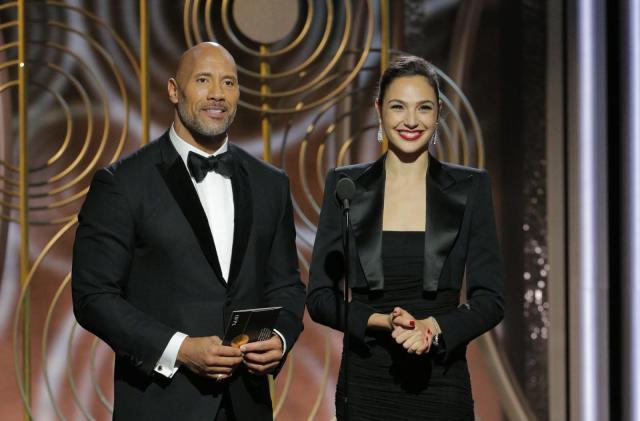 Netflix picks up heist movie starring Dwayne Johnson and Gal Gadot