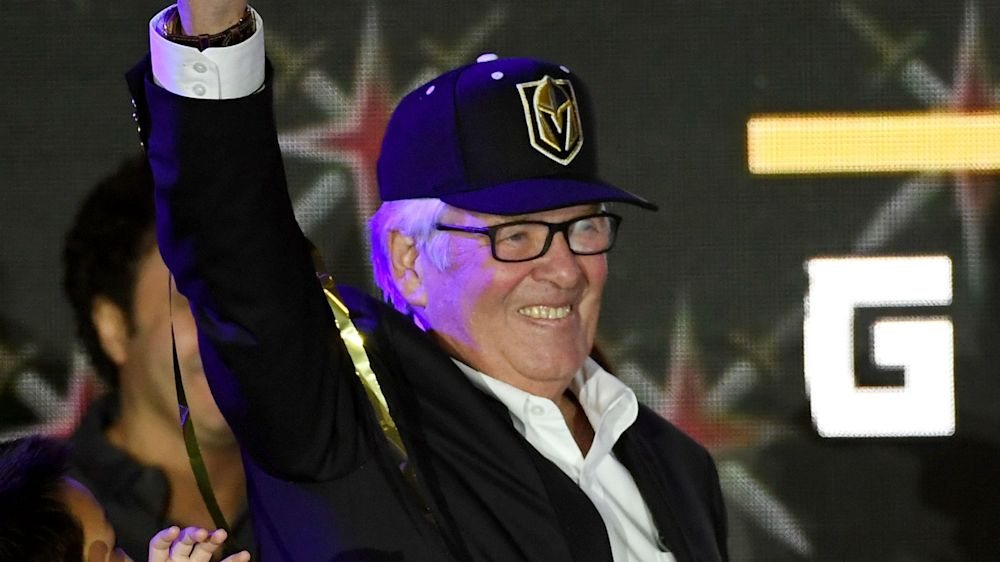Golden Knights owner Bill Foley critical of Las Vegas footing $750M for Raiders' stadium