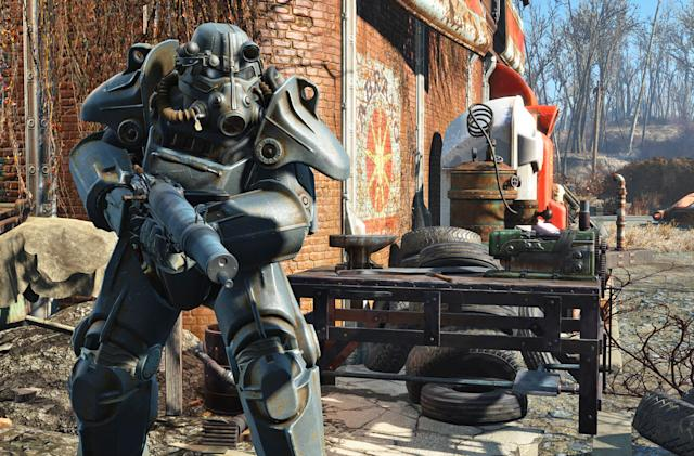 'Fallout 4' visual upgrade demands a monster PC