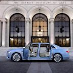 Limited-edition $100,000 Lincoln Continental seeks to recapture vintage elegance