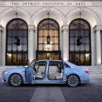 Limited-edition $100,000 Lincoln Continental seeks to recapture vintage elegance