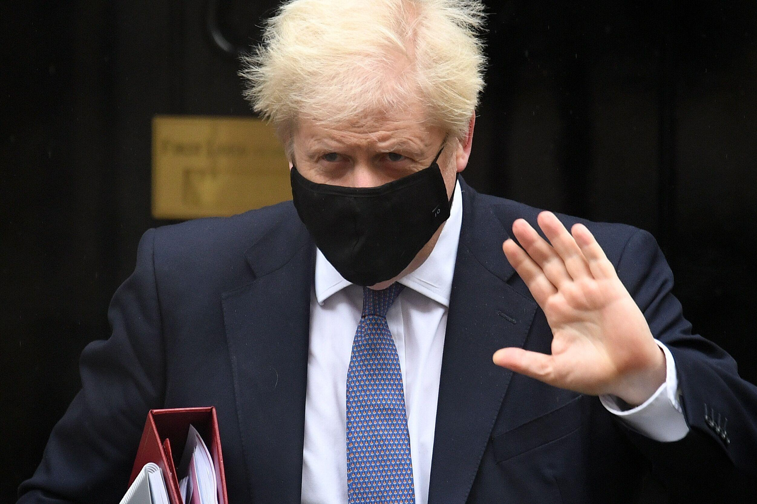 Boris Johnson Says Manchester Councils Will Get £60m Lockdown Support