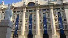 Abi celebra i 100 anni a Milano con Mattarella, Conte e banchieri