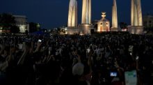 'Come out or lose': Thai youth take to street in pro-democracy protest