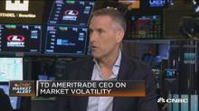 Volatility drives trading and is good for our business, s...