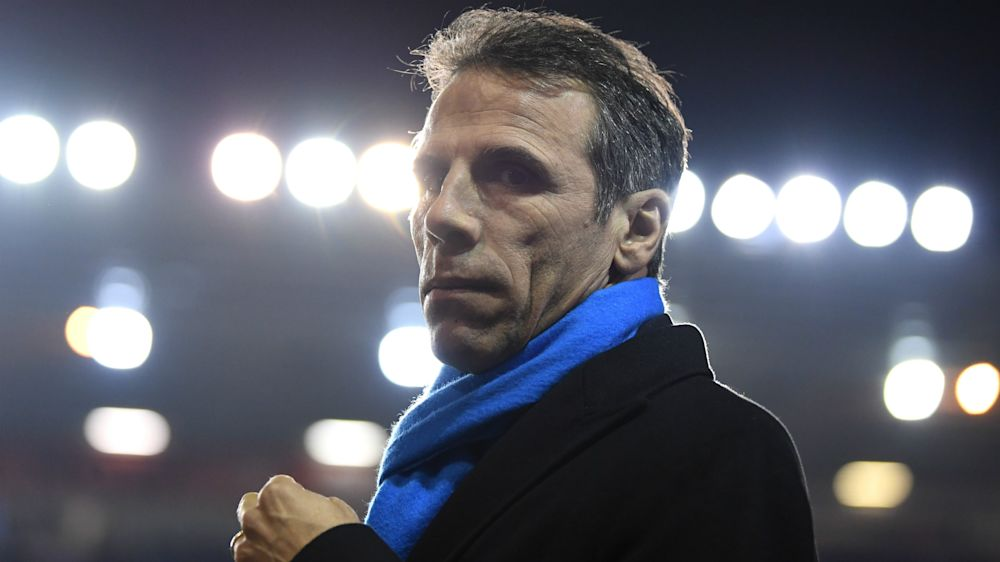 Chelsea legend Zola quits Birmingham after two wins in 24 games