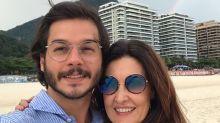 Fátima Bernardes sobre namoro à distância com Túlio Gadelha: 'Tempo com muita qualidade'