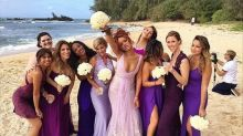 21 celebrities who have killed it as bridesmaids