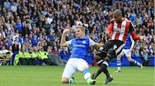 Clarke at the double as Blades sink Owls in Sheffield derby
