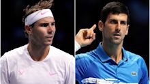 Rafael Nadal and Novak Djokovic chasing history in French Open final