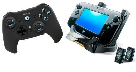 Party Station Watch 2013: Nyko Wii U peripherals at CES