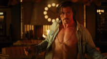 Chris Hemsworth is a topless cult leader in new thriller from Cabin In The Woods creator