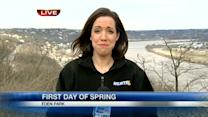Spring is here, but where's the warm weather?