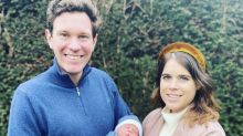 Princess Eugenie Celebrates Her First U.K. Mother's Day with New Photo of 4-Week-Old Son August